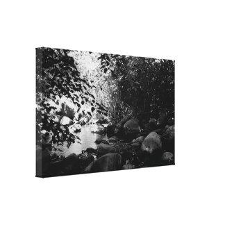 Impressão Em Canvas Angra escondida - Sedona