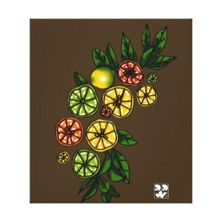 Impressão Em Canvas Arco do citrino