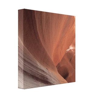Impressão Em Canvas ARIZONA - garganta superior E do antílope - rocha