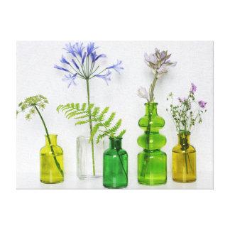 Impressão Em Canvas Arranjo floral