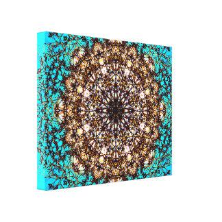 Impressão Em Canvas Arte abstracta 88