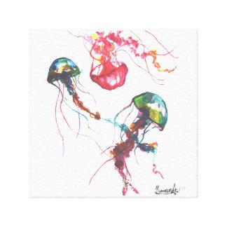 Impressão Em Canvas Arte das medusa