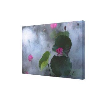 Impressão Em Canvas Arte fotográfica -10 do Fairyland de Lotus