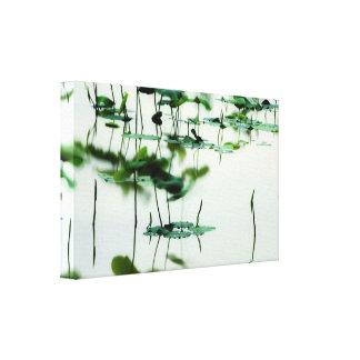 Impressão Em Canvas Arte fotográfica -6 do Fairyland de Lotus