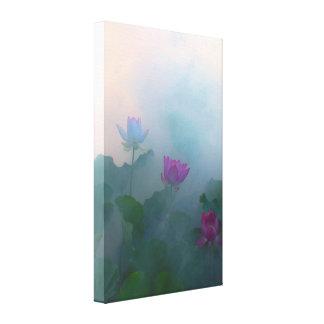 Impressão Em Canvas Arte fotográfica -9 do Fairyland de Lotus