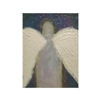 Impressão Em Canvas Asas do anjo
