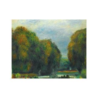 Impressão Em Canvas Auguste Renoir - Versalhes