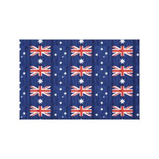 Impressão Em Canvas azul australiano de Thunder_Cove do design da