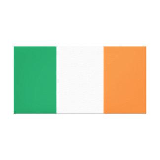Impressão Em Canvas Bandeira nacional do mundo de Ireland