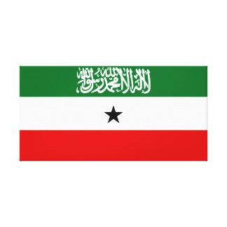 Impressão Em Canvas Bandeira nacional do mundo de Somaliland