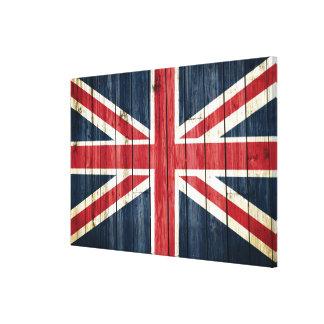 Impressão Em Canvas Bandeiras de país afligidas | Grâ Bretanha