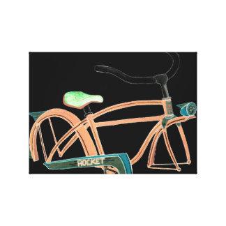Impressão Em Canvas Bicicleta da infância