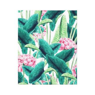 Impressão Em Canvas Botânico bonito