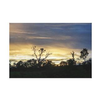 Impressão Em Canvas Brazilian landscapes - Minas Gerais