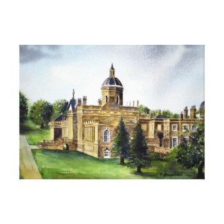 Impressão Em Canvas Castelo Howard, York, Inglaterra