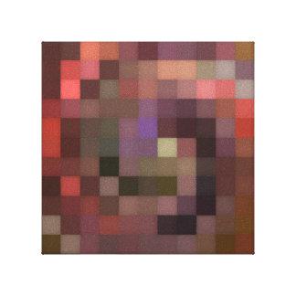 Impressão Em Canvas Cubos