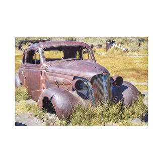 Impressão Em Canvas Cupé 1937 de Chevrolet