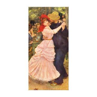 Impressão Em Canvas Dança de Pierre-Auguste Renoir em Bougiva