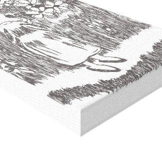 Impressão Em Canvas Dentes-de-leão