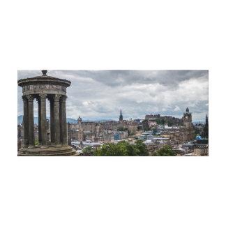 Impressão Em Canvas Edimburgo