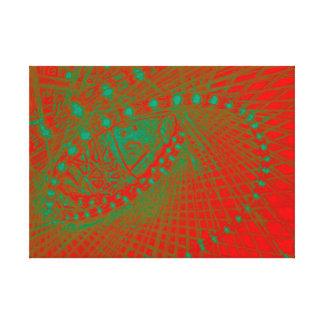 Impressão Em Canvas Encontrando o centro