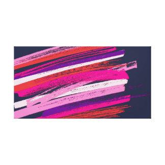 Impressão Em Canvas Envoltório Pastel rústico dos cursos