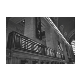 Impressão Em Canvas Estação central grande New York