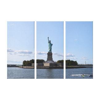 Impressão Em Canvas Estátua da liberdade