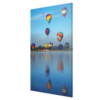 Impressão Em Canvas Festival do balão de ar quente