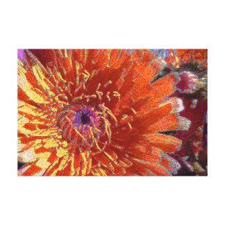 Impressão Em Canvas Flor órfão por Charles Meade ArtisticVegas