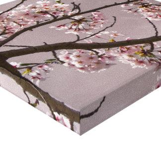 Impressão Em Canvas Flores de cerejeira