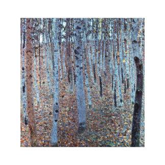 Impressão Em Canvas Floresta da faia de Gustavo Klimt Buchenwald