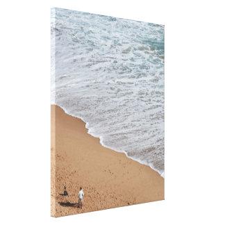 Impressão Em Canvas Fotos pelo oceano