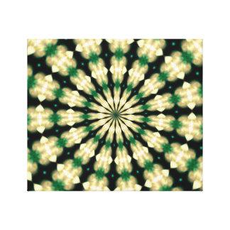 Impressão Em Canvas fractal