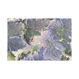 Impressão Em Canvas Frost