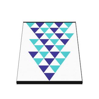 Impressão Em Canvas Geometric