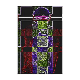 Impressão Em Canvas Herkules Joana do arco