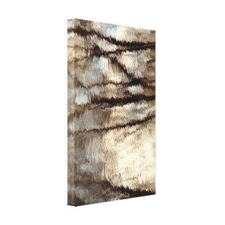 Impressão Em Canvas Idade da pedra