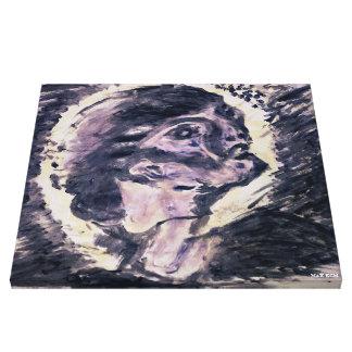 Impressão Em Canvas Kamala