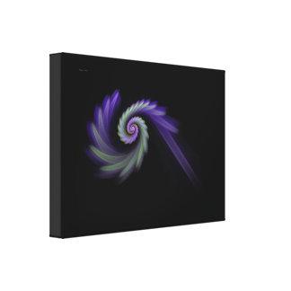 Impressão Em Canvas Linho - Fraktal02