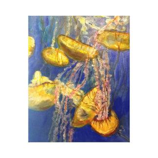 Impressão Em Canvas Medusas