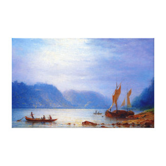 Impressão Em Canvas Meio-dia Sun de Carl Morgenstern em St.