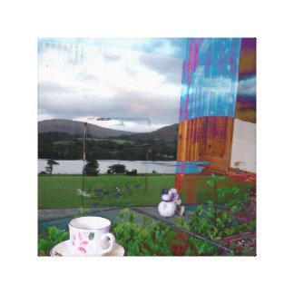 Impressão Em Canvas Mundos de sonho