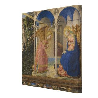 Impressão Em Canvas O aviso, 1425-8