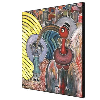 Impressão Em Canvas O pássaro de Peretz pelo rafi talby
