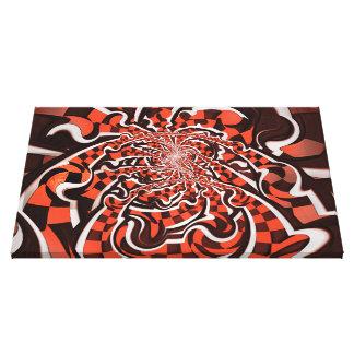 Impressão Em Canvas O Peppermint Candycan de Harley Quinn beijou