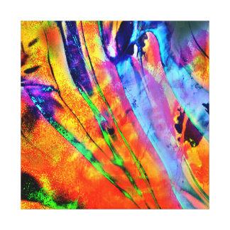Impressão Em Canvas O sonho IV de um pintor