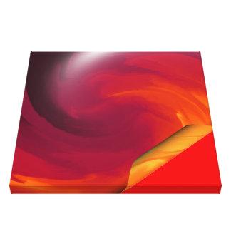 Impressão Em Canvas Onda da página de Light_Fire_Twirl