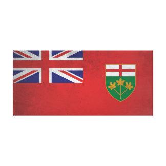 Impressão Em Canvas Ontário