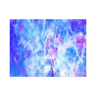 Impressão Em Canvas Os sonhos parisienses do amante